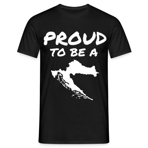 PTBAC white - Männer T-Shirt