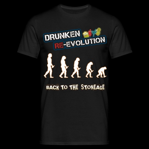 FalkenSteinar Re-Evolution - Männer T-Shirt