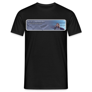 Radio PARALAX Classic-Logo - Männer T-Shirt