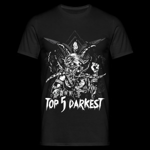 Top 5 Darkest - Men's T-Shirt