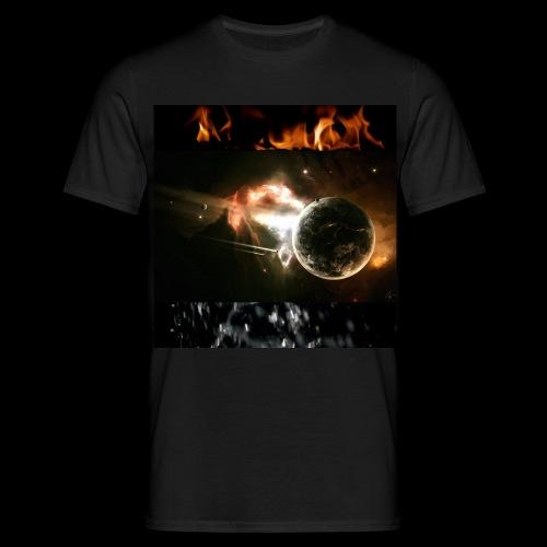 éléments principaux - T-shirt Homme
