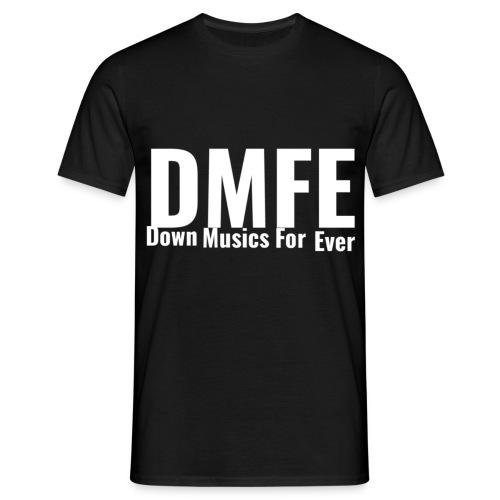 DMFE LOGO - Männer T-Shirt