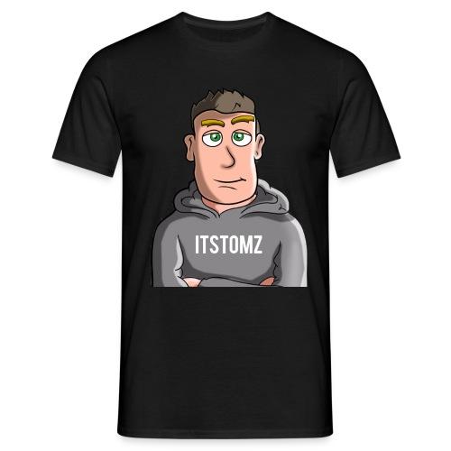 ItsTomz Logo - Men's T-Shirt