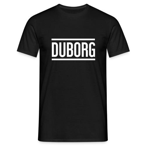 DUBORG- WHITE - Männer T-Shirt