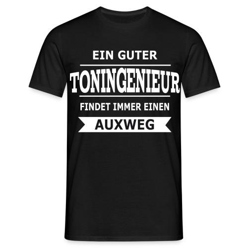 Es gibt immer einen Auxweg - Super Geschenk - Männer T-Shirt