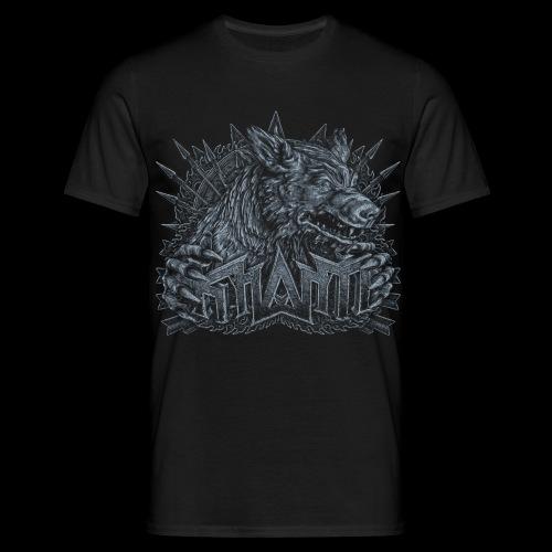 khasm Fenris crest - T-shirt Homme