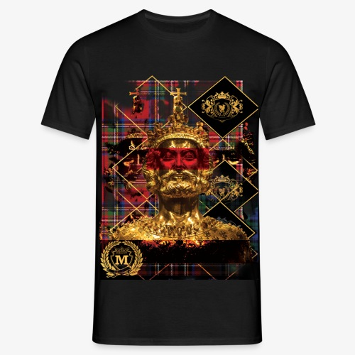 Kings God and Black5 1 - Mannen T-shirt
