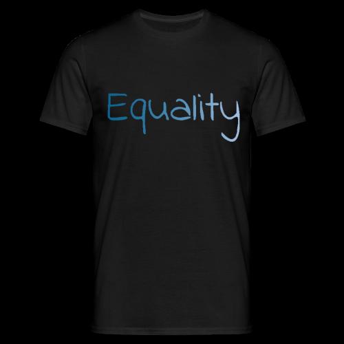 equality - T-shirt herr