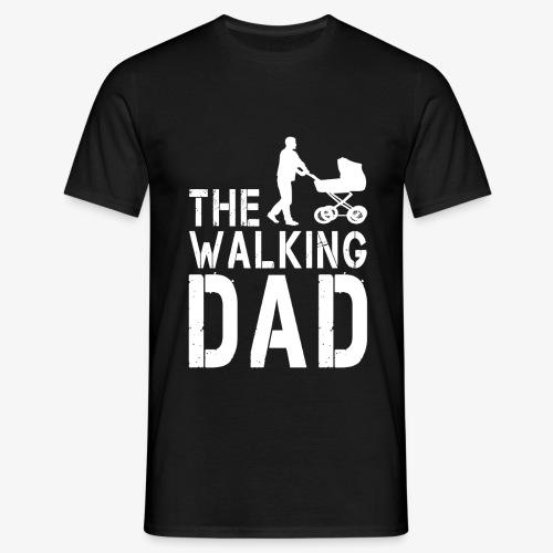 The Walking Dad V2 - Männer T-Shirt