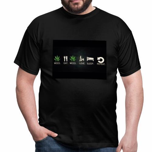 5123208F 7BD2 4835 B11E 3D0A63ACAB0E - Männer T-Shirt