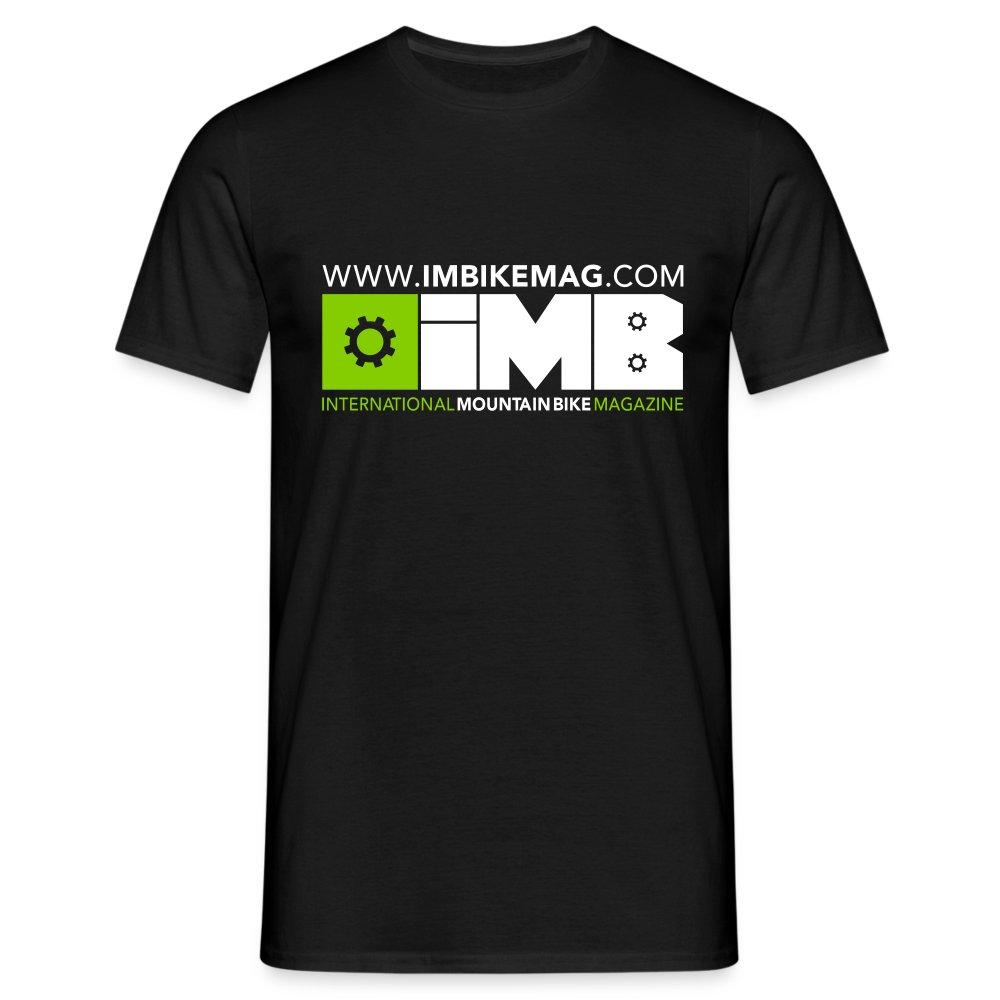 IMB Logo - Men's T-Shirt - diva blue