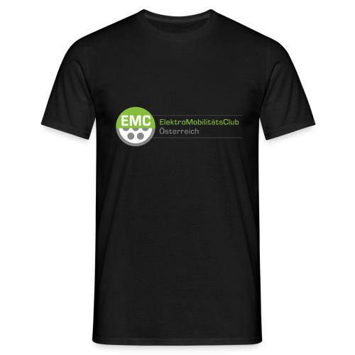 EMC Logo Hochauflösend - Männer T-Shirt