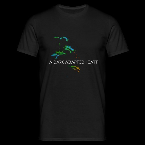 A Dark Adapted Heart album cover - Men's T-Shirt