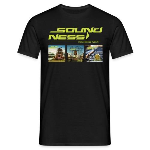Soundness mit Covers - Männer T-Shirt