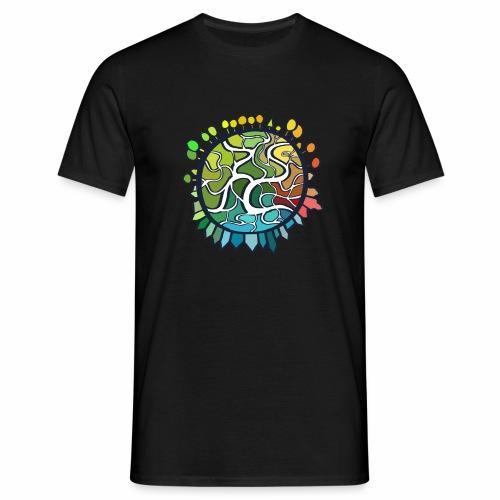 World - Mannen T-shirt