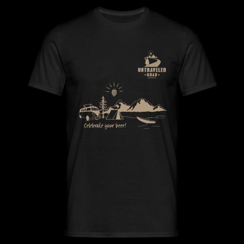 Shirt Celebrate Your Beer - Männer T-Shirt