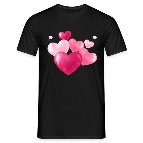 Koszulka miłość 14 - Koszulka męska