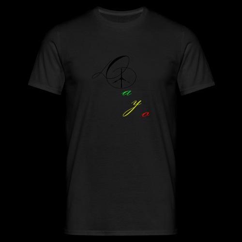 Dayo - Männer T-Shirt
