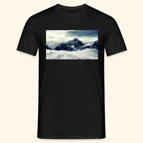 off-center - Männer T-Shirt