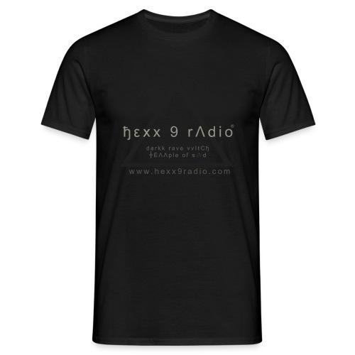 ђεƔƔ 9 radio tshirt - Men's T-Shirt