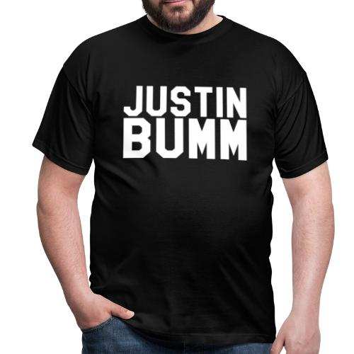 Justin Bumm - Männer T-Shirt
