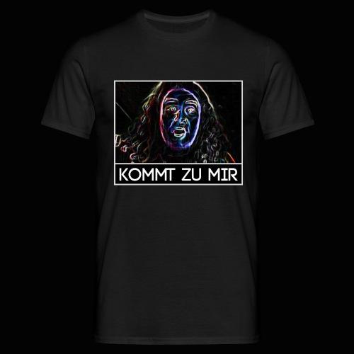 Kommt zu Mir - Drachenlord - Männer T-Shirt