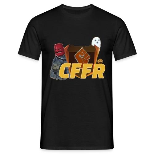 Logo CFFR (halloween) - T-shirt Homme