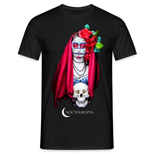 Noctografia Catrina Calavera - Camiseta hombre