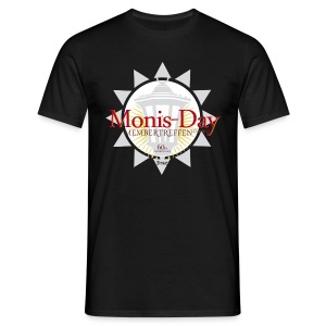 Monis-Day - Männer T-Shirt