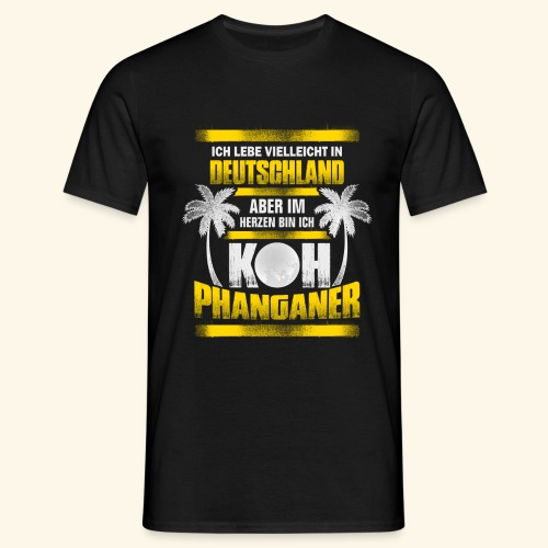 Koh Phanganer Shirt - Männer T-Shirt