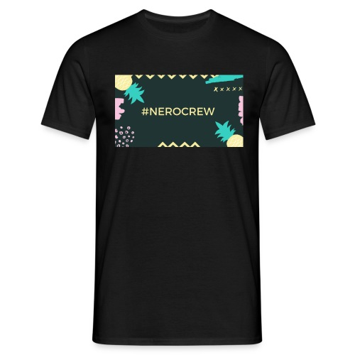 Nerocrew - Männer T-Shirt