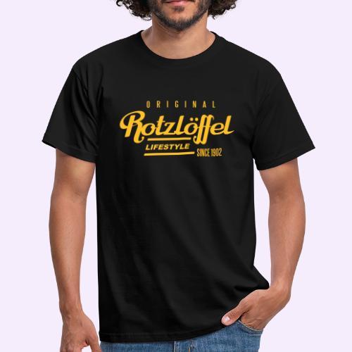 Rotz-L - Männer T-Shirt