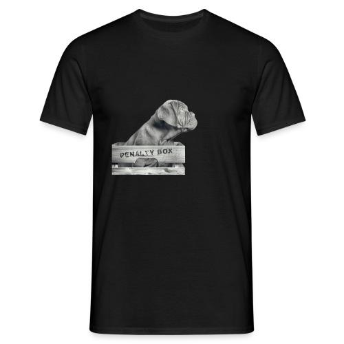Penalty Box - Herre-T-shirt