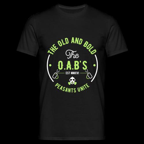 OAB unite green - Men's T-Shirt