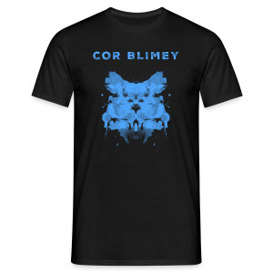 Cor Blimey - Männer T-Shirt