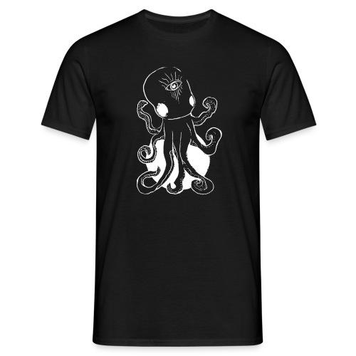 Alien octopus - Men's T-Shirt