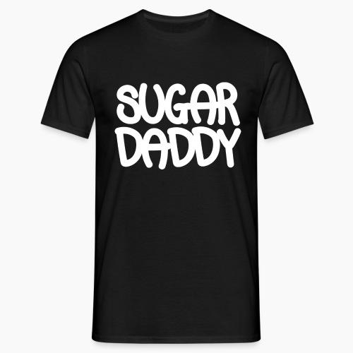 Sugar Daddy Wit - Mannen T-shirt