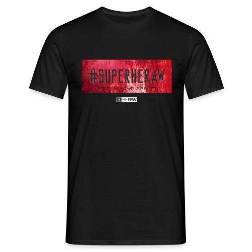 #SUPERHERAW - T-shirt Homme