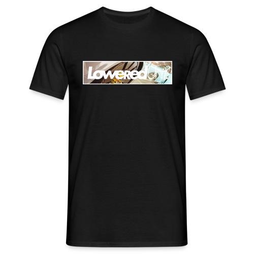 Loweredunit. Reflection - Männer T-Shirt
