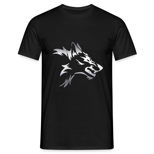 Kizo1991 Silver Wolf - Men's T-Shirt