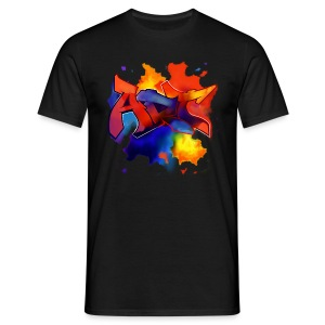 Art graffiti style - Men's T-Shirt