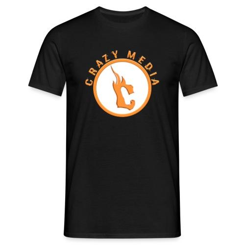 Crazy Media - Men's T-Shirt