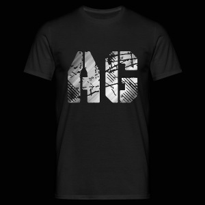 AG logo - Men's T-Shirt