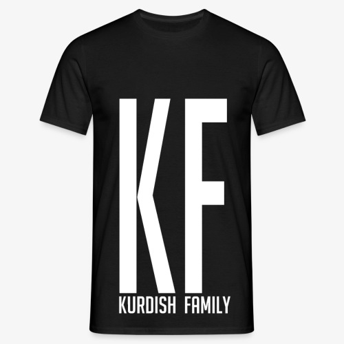 Kurdish Family - Männer T-Shirt