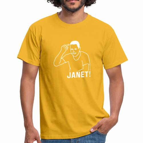 Frank The Tank - Mannen T-shirt