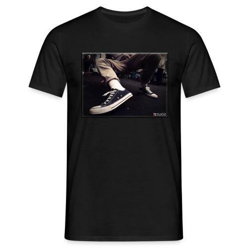 My Steps by SUOS. - Maglietta da uomo