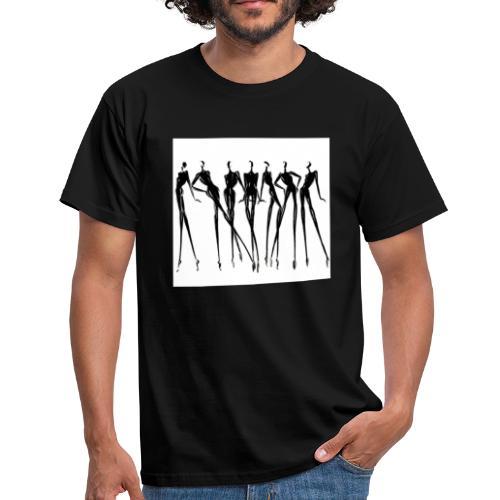 Mannequine - T-shirt Homme