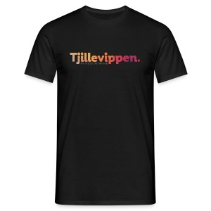En podd om teknik - Second Edition Black - T-shirt herr