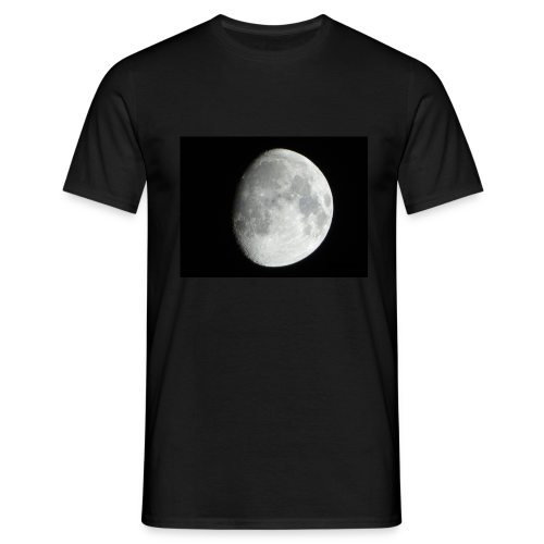 The moon - Men's T-Shirt