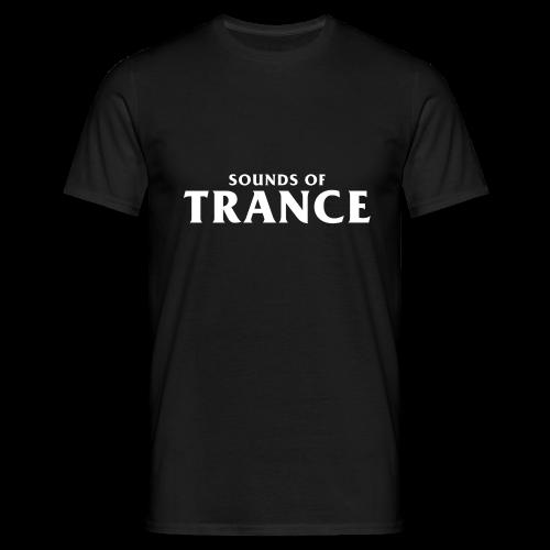Sound Of Trance - Men's T-Shirt